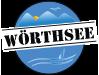 Wörthsee im bayrischen Fünfseenland Logo